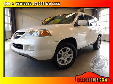 2005 Acura MDX for sale in Knoxville, TN