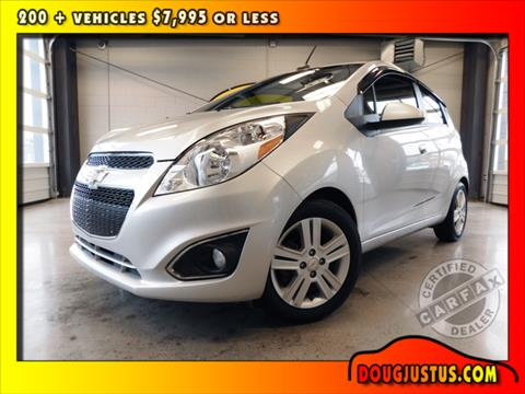 2013 Chevrolet Spark for sale in Knoxville, TN