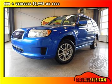 2008 Subaru Forester for sale in Knoxville, TN