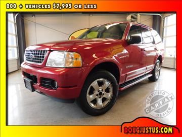 2005 Ford Explorer for sale in Knoxville, TN
