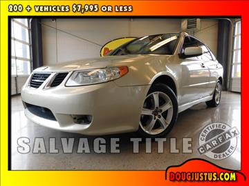 2005 Saab 9-2X for sale in Knoxville, TN