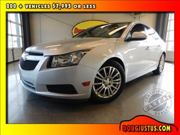 2012 Chevrolet Cruze for sale in Knoxville, TN