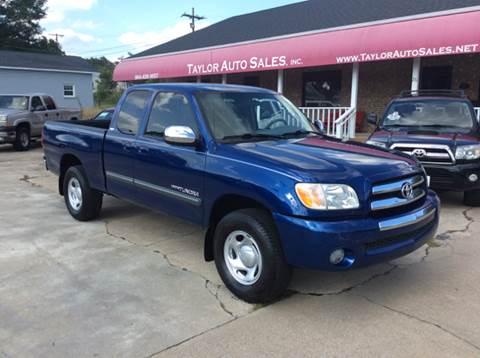 2006 Toyota Tundra for sale in Lyman, SC