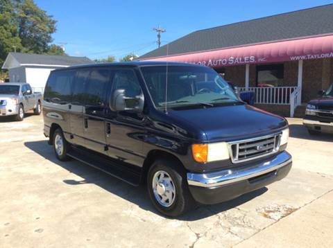 2004 Ford E-Series Wagon for sale in Lyman, SC