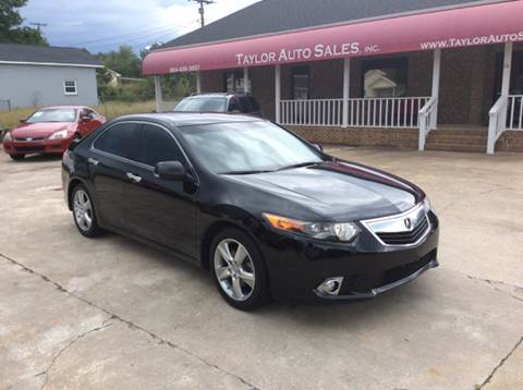 2011 Acura TSX for sale in Lyman, SC