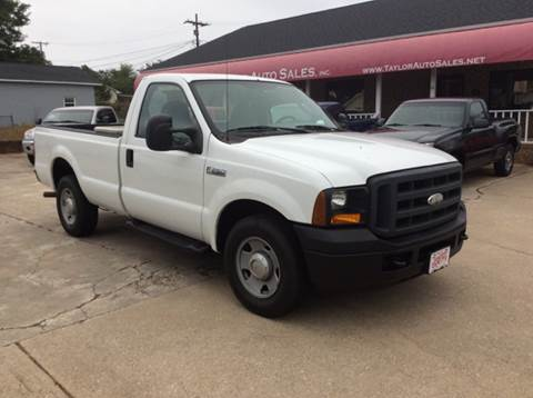 2006 Ford F-250 Super Duty for sale in Lyman, SC