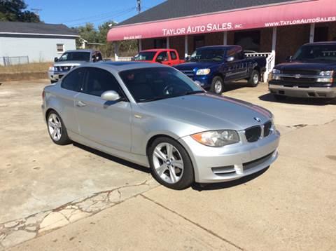 2009 BMW 1 Series for sale in Lyman, SC