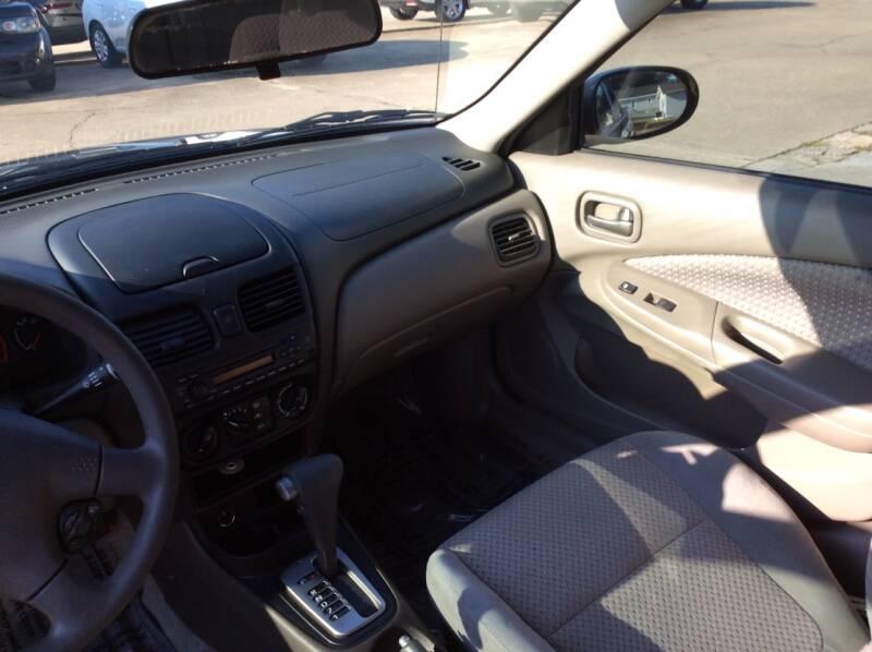 2006 Nissan Sentra 1.8 S 4dr Sedan w/Automatic - Lyman SC
