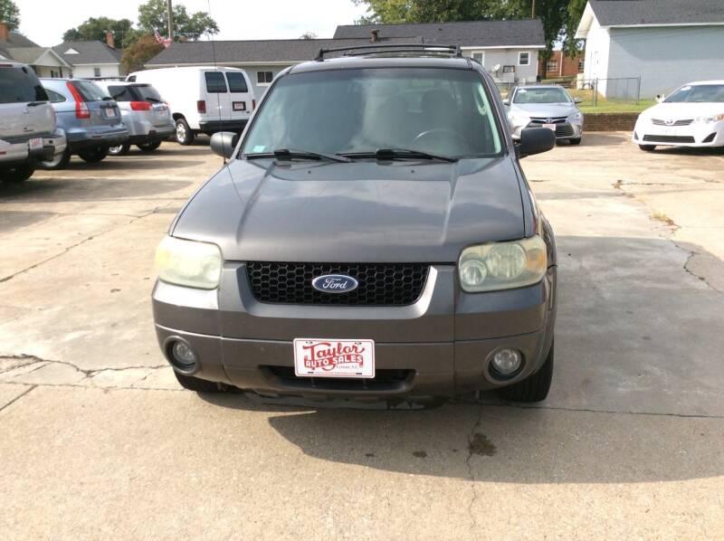2005 Ford Escape Limited 4dr SUV - Lyman SC