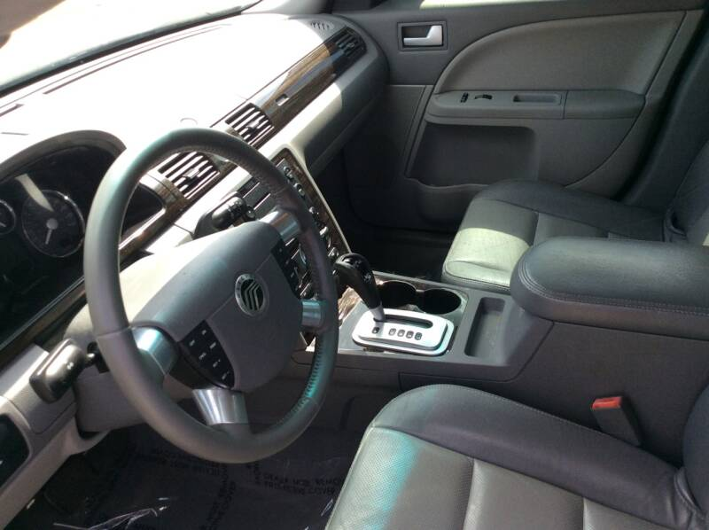 2007 Mercury Montego 4dr Sedan - Lyman SC
