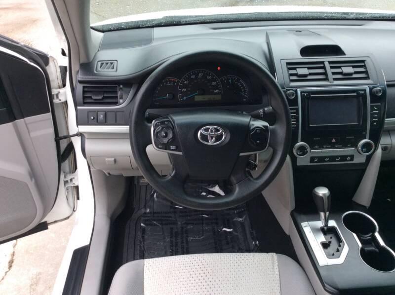 2013 Toyota Camry LE 4dr Sedan - Lyman SC