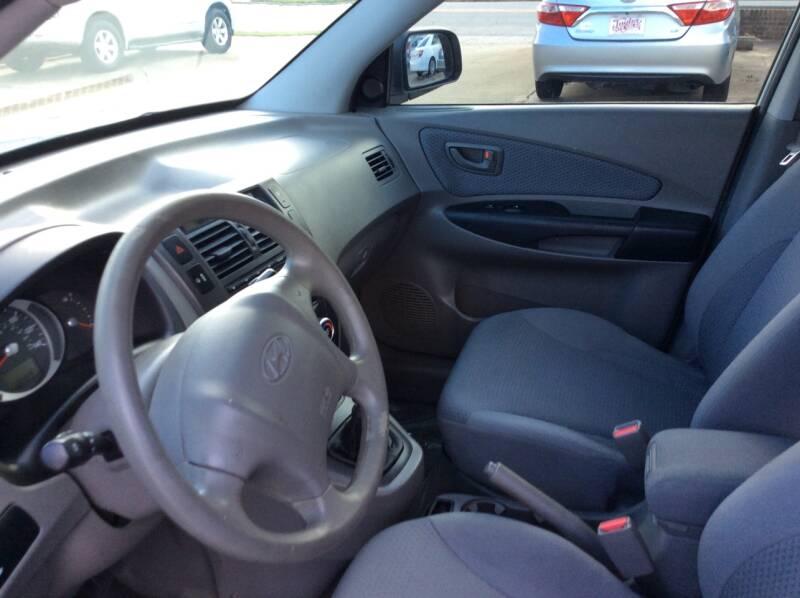 2009 Hyundai Tucson GLS 4dr SUV 4A - Lyman SC