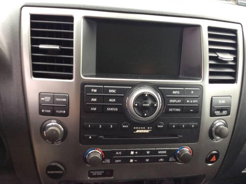 2015 Nissan Armada 4x2 SV 4dr SUV - Lyman SC