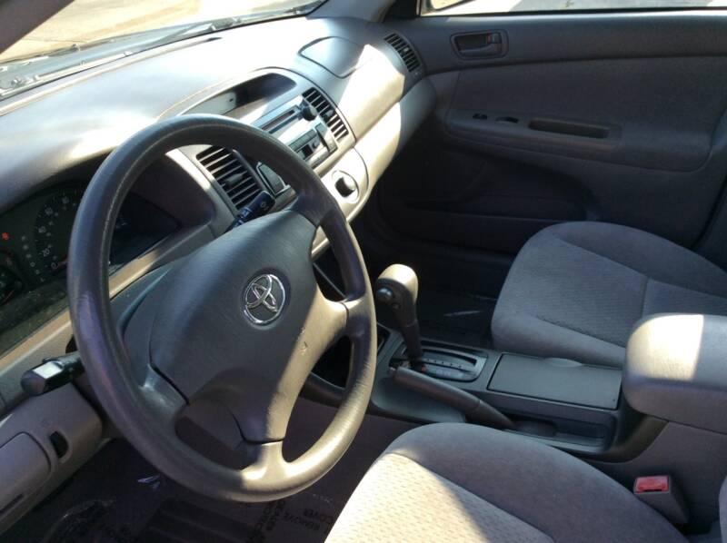 2003 Toyota Camry LE 4dr Sedan - Lyman SC