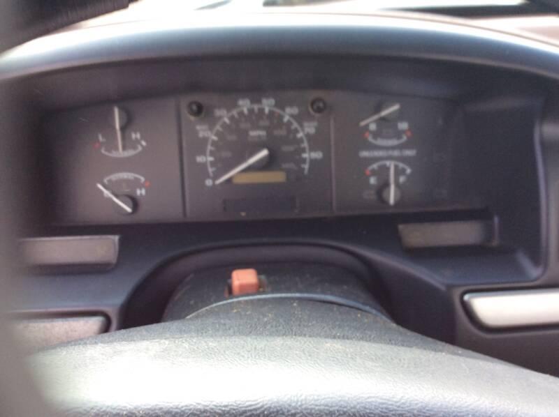 1994 Ford F-150 2dr XLT Standard Cab SB - Lyman SC