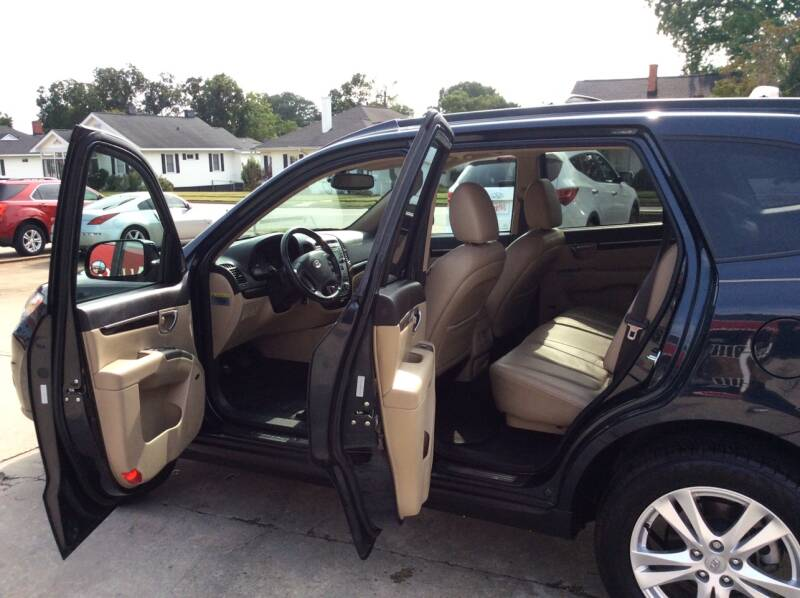 2012 Hyundai Santa Fe Limited 4dr SUV (V6) - Lyman SC