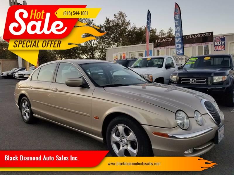 2000 Jaguar S Type 3.0 4dr Sedan   Rancho Cordova CA