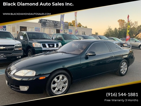 1995 Lexus SC 400 for sale in Rancho Cordova, CA