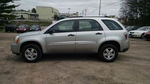 2007 Chevrolet Equinox for sale at Pioneer Drive Auto LLc in Wisconsin Dells WI