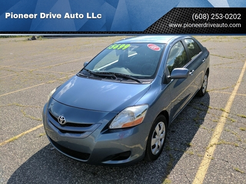 2008 Toyota Yaris for sale in Wisconsin Dells, WI