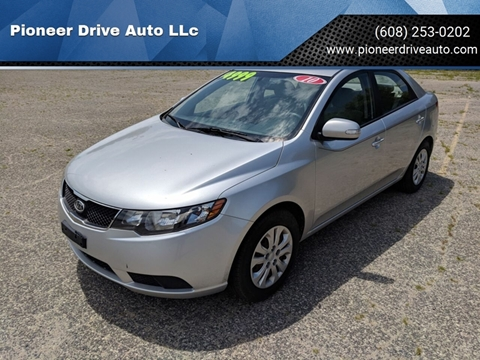 2010 Kia Forte for sale in Wisconsin Dells, WI