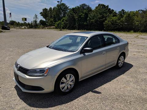 2012 Volkswagen Jetta for sale in Wisconsin Dells, WI