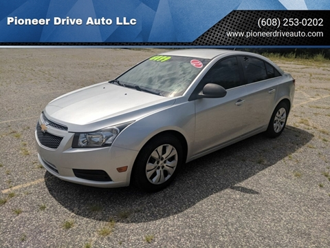 2012 Chevrolet Cruze for sale in Wisconsin Dells, WI