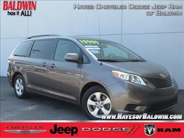 2011 Toyota Sienna for sale in Alto, GA