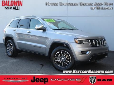 2017 Jeep Grand Cherokee for sale in Alto, GA