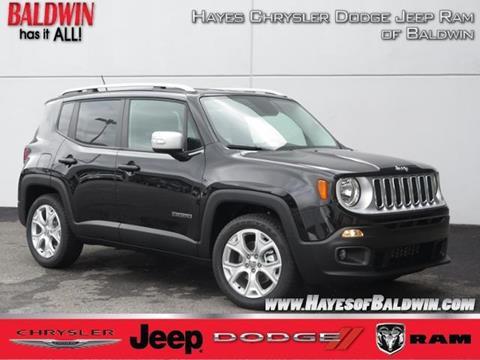 2017 Jeep Renegade for sale in Alto, GA
