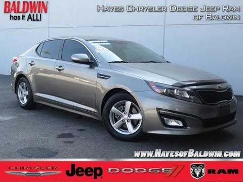 2014 Kia Optima for sale in Alto GA
