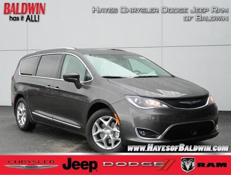 2019 Chrysler Pacifica For Sale At Hayes Chrysler Dodge Jeep Of Baldwin In  Alto GA