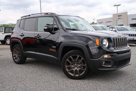 2016 Jeep Renegade for sale in Alto, GA