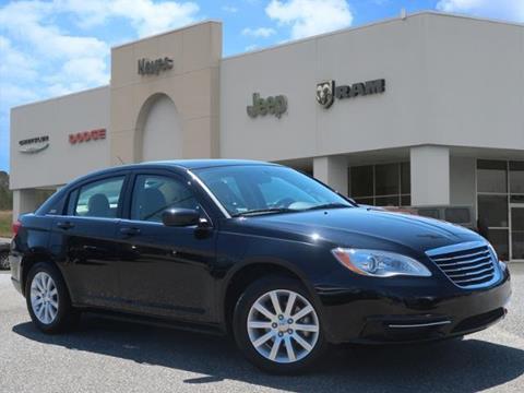 2013 Chrysler 200 for sale in Alto, GA