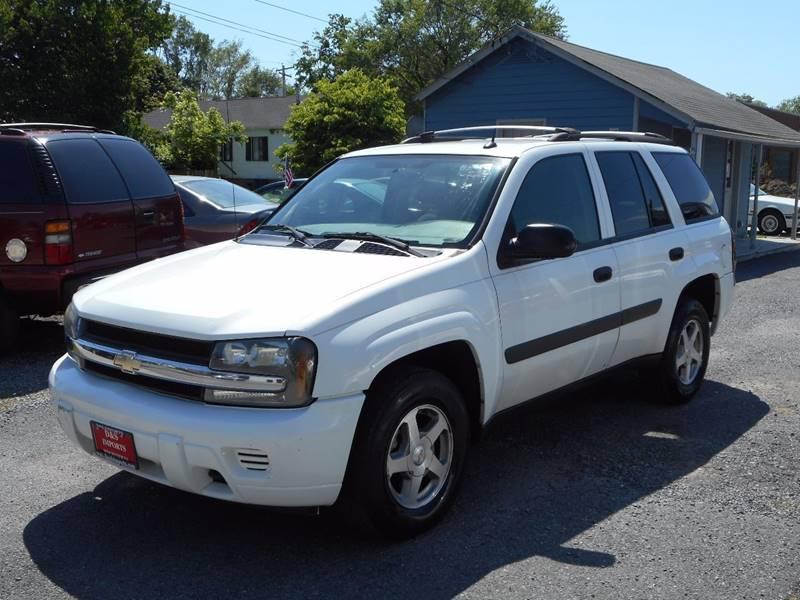 2005 Chevrolet TrailBlazer LS 4WD 4dr SUV - Winchester VA