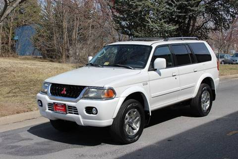 2001 Mitsubishi Montero Sport For Sale In Winchester, VA