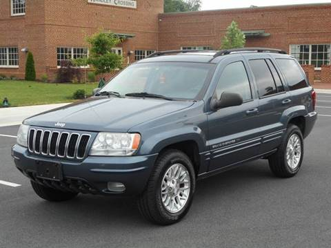 2002 Jeep Grand Cherokee for sale at D&S IMPORTS, LLC in Strasburg VA