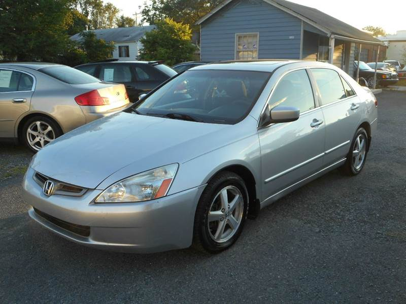 2003 Honda Accord EX 4dr Sedan - Winchester VA