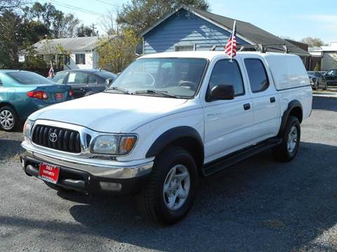 2001 Toyota Tacoma for sale at D&S IMPORTS, LLC in Strasburg VA