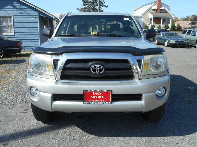 2006 toyota tacoma base 4dr access cab 4wd sb in winchester va d s imports llc. Black Bedroom Furniture Sets. Home Design Ideas