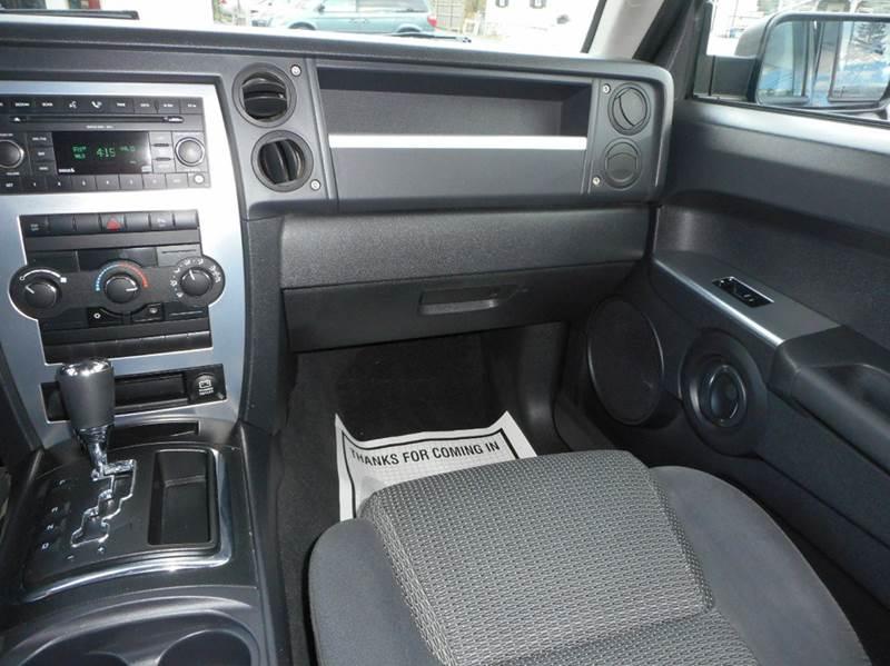 2008 Jeep Commander Sport 4x4 4dr SUV - Winchester VA