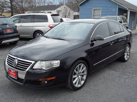 2008 Volkswagen Passat for sale at D&S IMPORTS, LLC in Strasburg VA