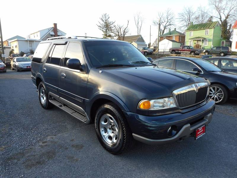 1998 Lincoln Navigator 4dr 4WD SUV - Winchester VA