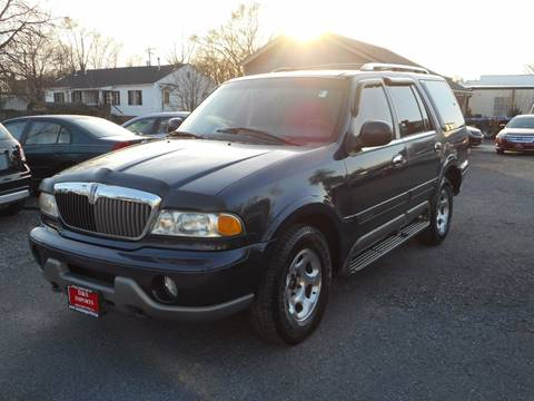 1998 Lincoln Navigator for sale at D&S IMPORTS, LLC in Strasburg VA