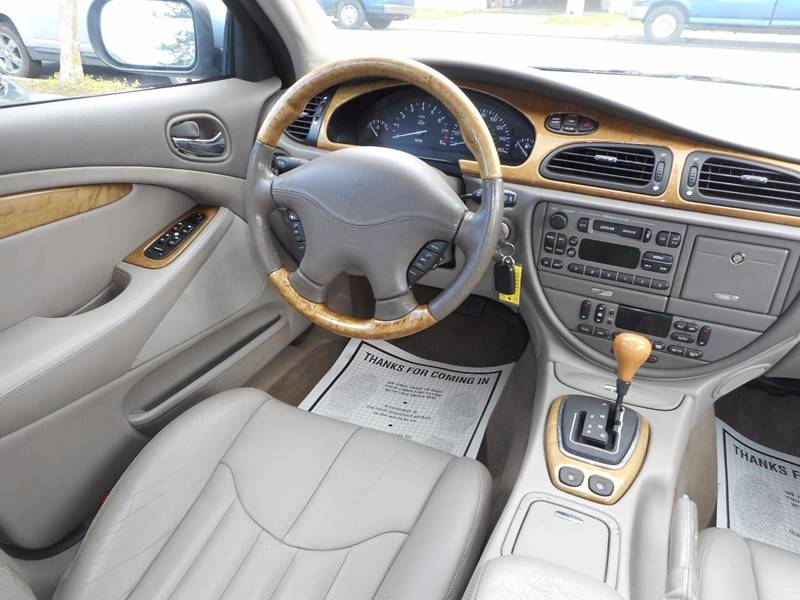 2002 Jaguar S-Type 3.0 4dr Sedan - Winchester VA