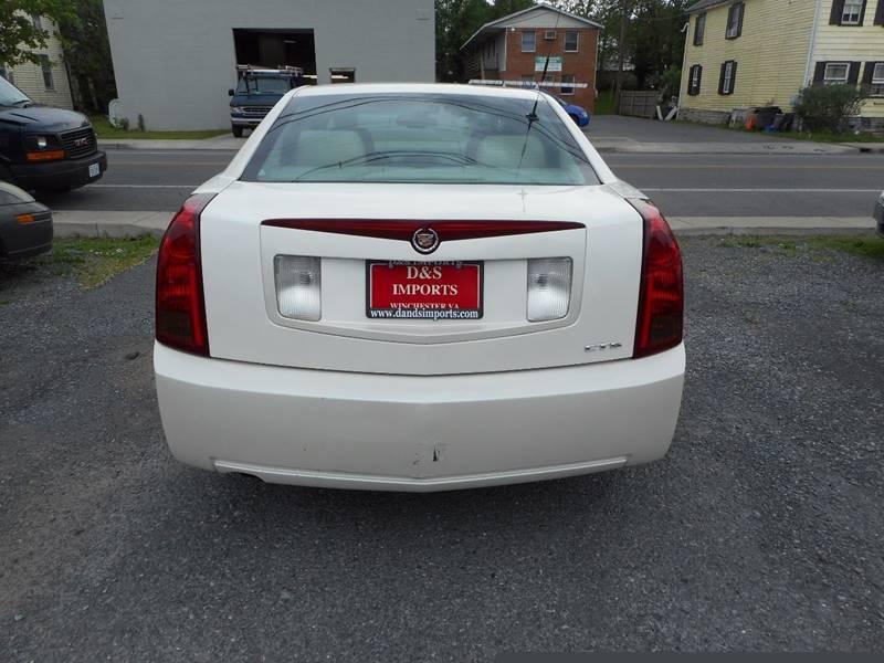 2003 Cadillac CTS 4dr Sedan - Winchester VA