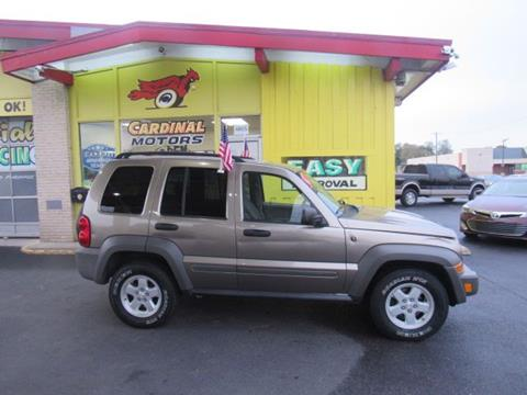 2007 Jeep Liberty for sale in Fairfield, OH