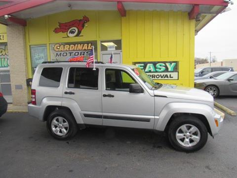 2011 Jeep Liberty for sale in Fairfield, OH