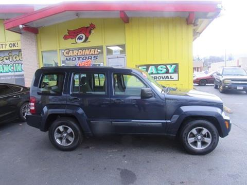 2008 Jeep Liberty for sale in Fairfield, OH
