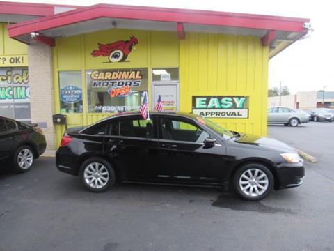 2013 Chrysler 200 for sale in Fairfield, OH